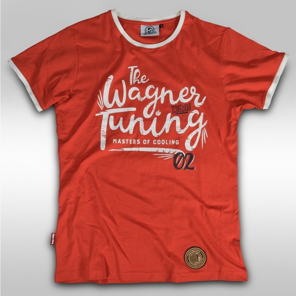 Wagner Tuning masters-red-shirt - M