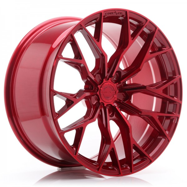 Concaver CVR1 Candy Red