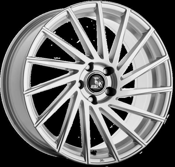 Ultra Wheels UA9 SILVER L